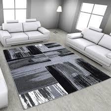 Moderner Designer Schlafzimmer Teppich Bettumrandung Laeufer Set