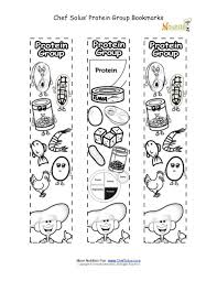 Small Picture Myplate Worksheet Bookmarks Coloring Fruit Food Group Activity