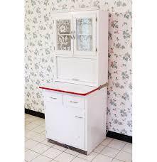 Hoosier Kitchen Cabinet Scheirich Hoosier Style Kitchen Cabinet Ebth