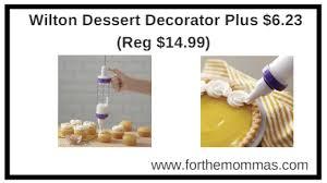 Wilton Dessert Decorator Plus 623 Ftm