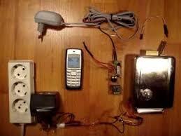 open garage door with phoneGSM gate opener  open your gate  door garage  with a phone call