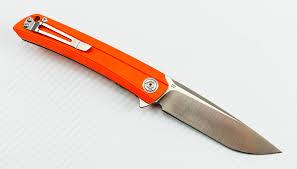 <b>Складной нож CH3002 сталь</b> D2, Оранжевый - купить в интернет ...