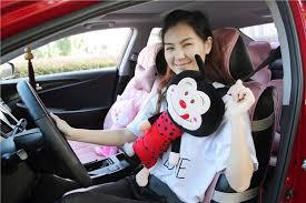 child catoon seat belts padding pets style seat belt cover children car seat belts cover