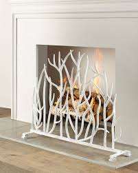 Unique fireplace screens Covers Branches Fireplace Screen Pinterest 10 Gorgeous Fireplace Screens For Every Home Best Of Pinterest