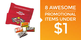 promotional items under 1