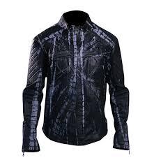the amazing spider man peter parker jacket 1