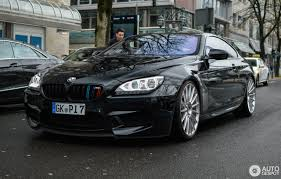 All BMW Models black on black bmw m6 : BMW M6 F13 - 21 March 2017 - Autogespot