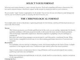 Correct Format For Resume Delectable Proper Format For Resume Baxrayder
