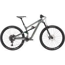 Cannondale Mountain Bike Frame Size Chart Cannondale Habit Carbon 2 Mountainbike 2019 Sage Gray