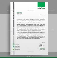 Letterhead Design In Word 15 Creative Professional Letterhead Template Word Free
