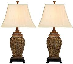 casa cortes frech scrolls 3 way 30 inch table lamp set of 2