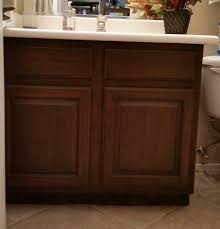 Poplar For Cabinets Choosing The Right Dark Gel Stain Java Gel Stain Vs Walnut