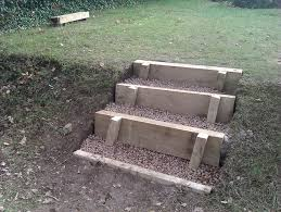 Small Picture Garden steps Garden steps Gardens and Construction