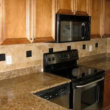 Kitchen Backsplash Installation Cost Cool 48 Stylish And Low Cost Kitchen Backsplashes Ideas