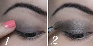 tutorial makeup smokey eyes eksotis ala farah quinn