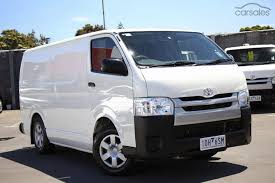 New & Used Toyota Hiace cars for sale in Australia - carsales.com.au