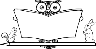 owl book what to draw and how to draw it drawing reading