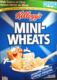 kellogg s frosted mini wheats should be
