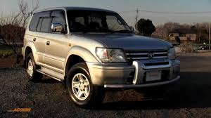 1999 Toyota Land Cruiser Prado 87K - for sale direct from Japan ...