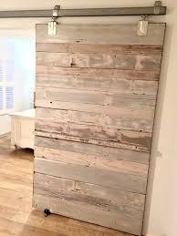 white sliding barn doors. Reclaimed Cedar Wood St Augustine Florida Old Town Timber Sliding Barn Door White Wash Doors