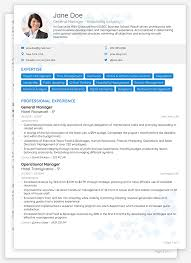 2 Page Cv Template 8 Cv Templates Curriculum Vitae Updated For 2019