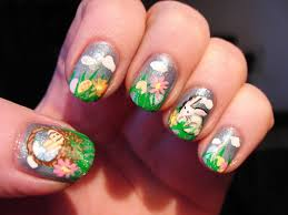 Especial Easter Nail Art Easter Nail Art Look To Startling Easter ...