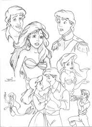 Small Picture Ariel and Eric Doodles by Yumi mystery on deviantART Ariel