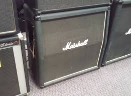 4x10 Guitar Cabinet Used Marshall 1965a 4x10 Guitar Speaker Cabinet Guitar Speaker