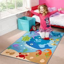 flair matrix kiddy under the sea rug 100 x 160 cm