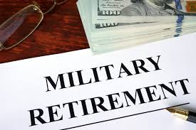 Air National Guard Retirement Point Value Chart Military Retirement Pay Pension Benefits Explained