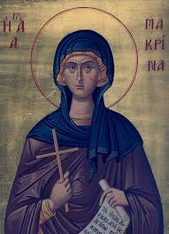 Image result for St. Macrina the Younger