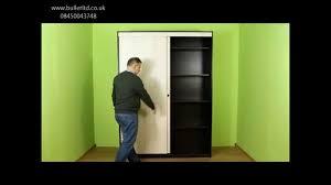 Hanging Sliding Door Kit Horus Wardrobe Top Hung Sliding Door Gear With Double Track Diy