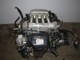 JDM 3S-GE Toyota Celica 90-93 Engine 5 Speed Transmission Wiring ...