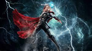 New Thor Desktop Wallpapers on WallpaperDog