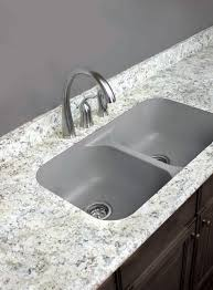 combining an undermount sink with one of the many stone finish laminates gives the rich look and feel of granite or solid surface at a fraction of the