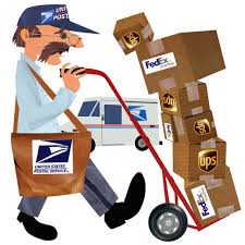 Package Delivery For Fedex And Ups A Cheaper Route The Post Office Wsj