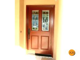 front door oval glass inserts installed in classic style forty two inch fiberglass entry door model with front door replacement oval glass inserts