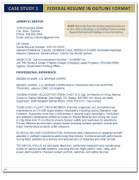 A proven job specific resume sample for landing your next job in 2021. Writing Your First Basic Military To Federal Resume Resume Place