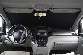 A1 Shades Windshield Sun Shade Premium Fabric 240t Size Chart For Cars Suv Trucks Minivans Sunshades Keeps Your Vehicle Cool Heat Shield 2pc M