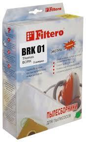 Купить <b>Filtero</b> Мешки-<b>пылесборники BRK</b> 01 Экстра на Яндекс ...