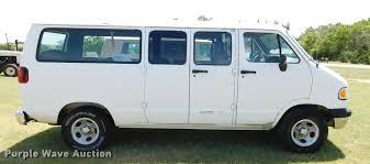 1997 Dodge Ram Wagon B2500 van | Item DB9467 | SOLD! July 19...