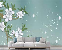 beibehang Wallpaper living room photo ...
