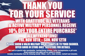 Thanks For Your Service Thank You For Your Service From Blains Farm Fleet