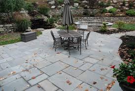 20 Best Stone Patio Ideas For Your Backyard  Stone Patios Backyard Patio Stones