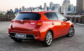 2013 Toyota Corolla pricing and specifications - Photos