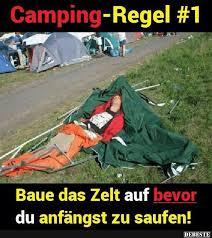 Camping Regel 1 Lustige Bilder Sprüche Witze Echt Lustig