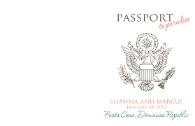 Passport Logo Template Sample Invitation Letters Of Passport Invite ...