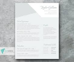 Printable Cv Templates 40 Free Printable Cv Templates In 2017 To Get A Perfect Job