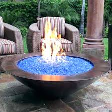 building a gas fire pit backyard gas fire pit how to build an outdoor gas fire