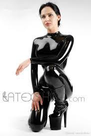 Women in latex free